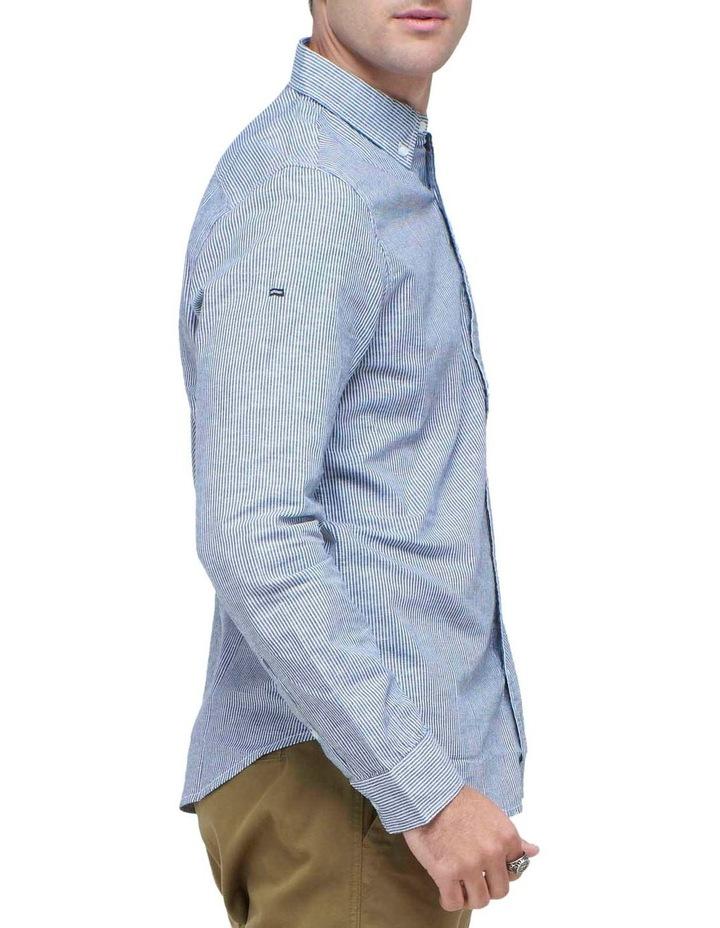 Cotton Linen Long Sleeve Shirt image 3