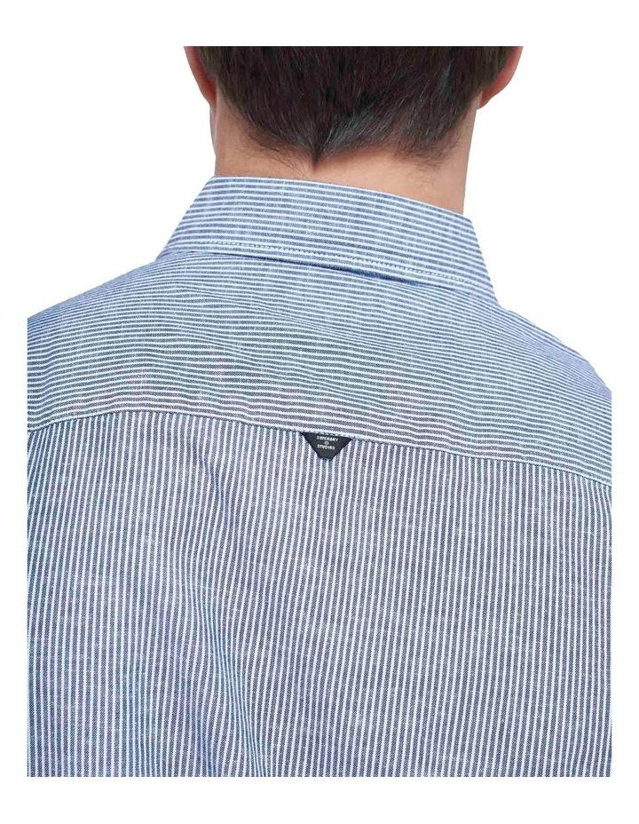 Cotton Linen Long Sleeve Shirt image 7