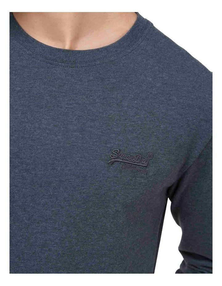 Orange Label Vintage Embroidered Long Sleeve Top image 6