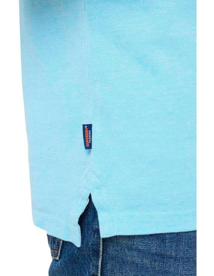 Classic Pique Polo Spearmint image 7