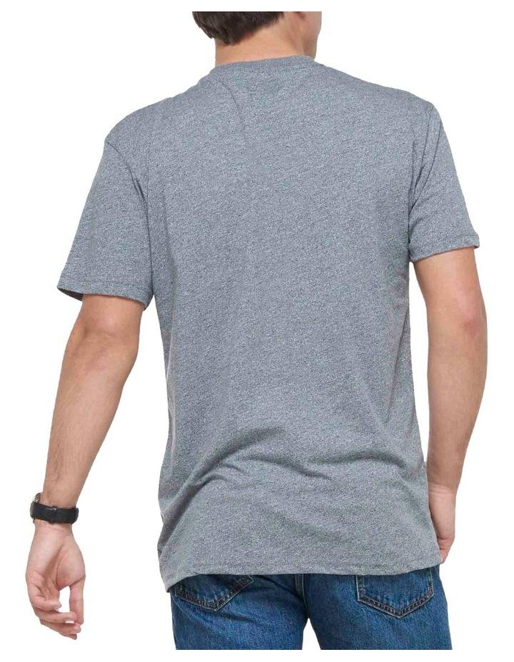 Boho Box Fit Graphic Tee Grey Marle image 4