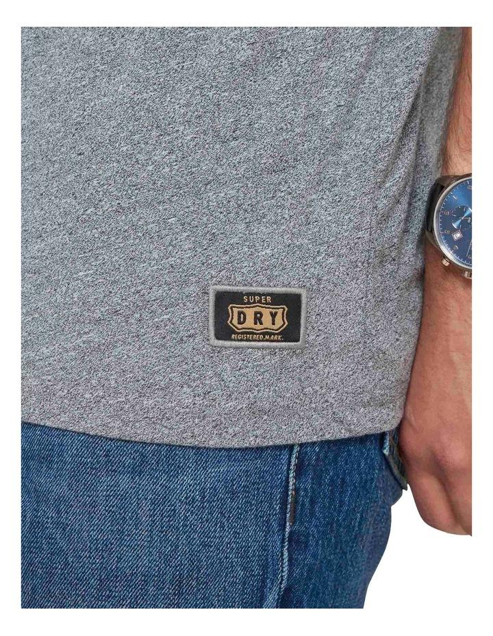 Boho Box Fit Graphic Tee Grey Marle image 6