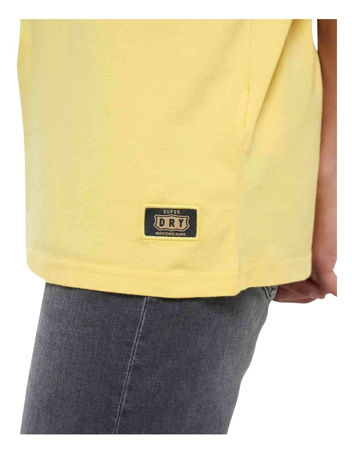 Boho Box Fit Graphic Tee Springs Yellow image 7
