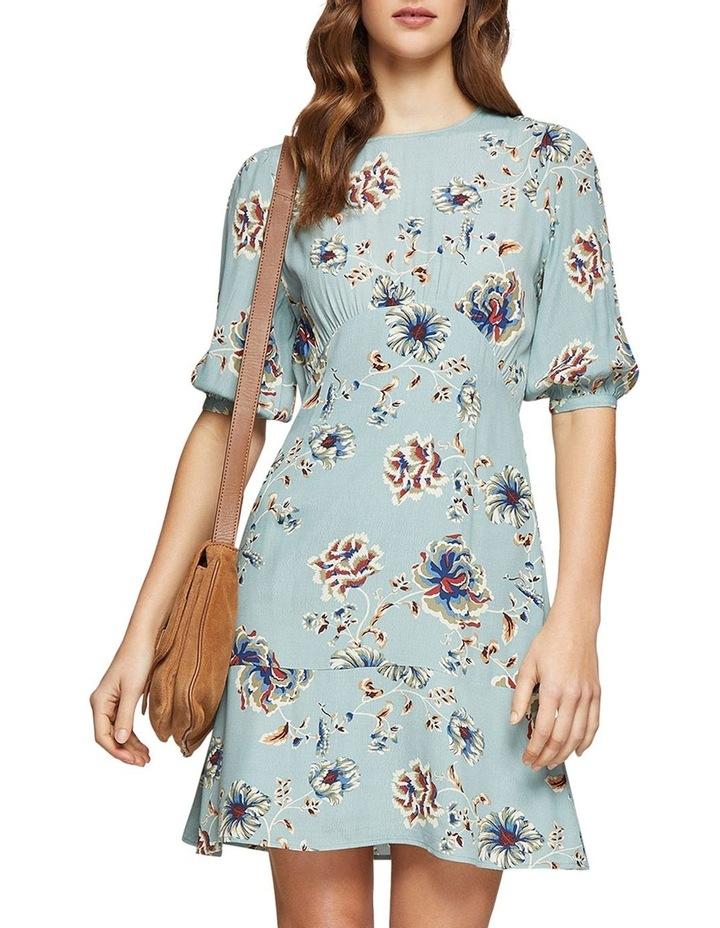 Liza Floral Printed Dress image 1