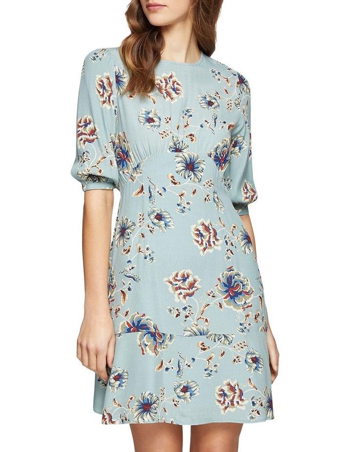 Liza Floral Printed Dress image 4