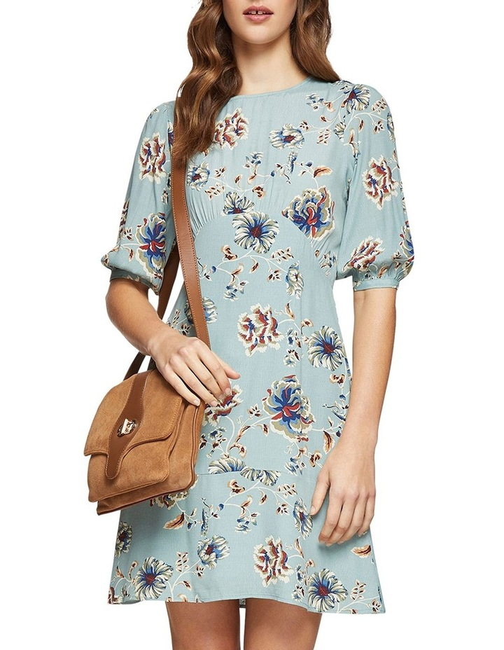Liza Floral Printed Dress image 5