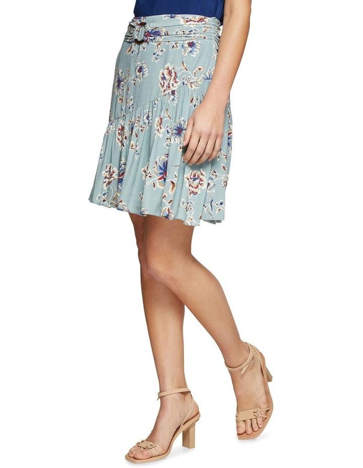 Kat Floral Printed Skirt image 2