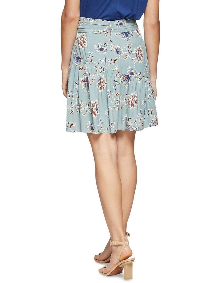 Kat Floral Printed Skirt image 3