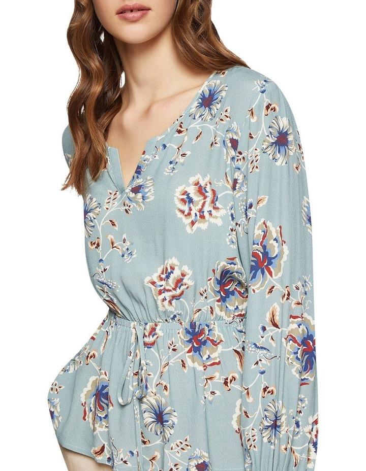 Saskia Floral Printed Blouse image 4