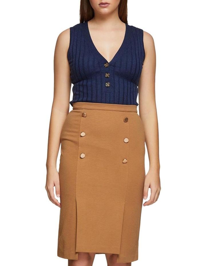 Shaker Ponti Skirt image 5