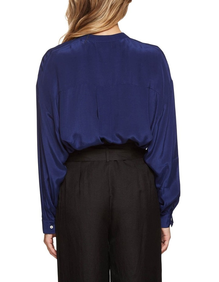 Ruby Collarless Blouse image 3