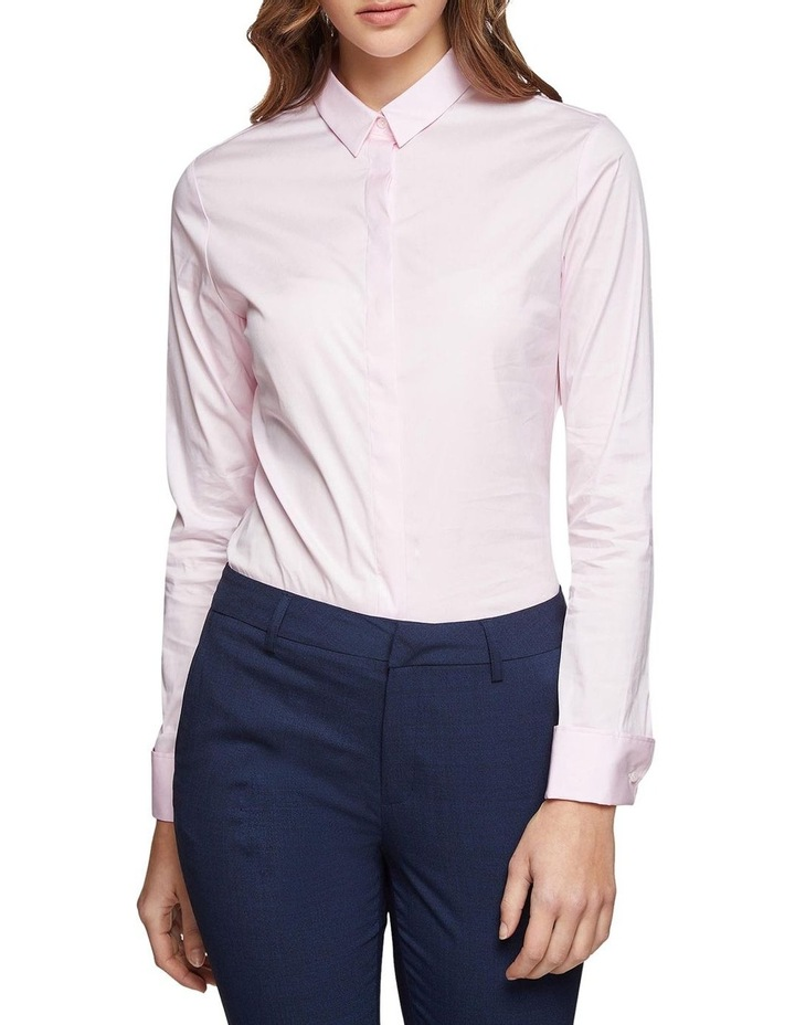 Angel Pink Stretch Shirt image 1