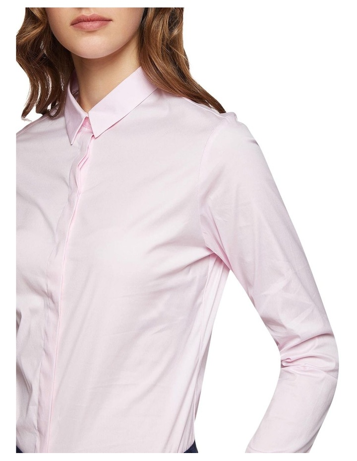 Angel Pink Stretch Shirt image 4