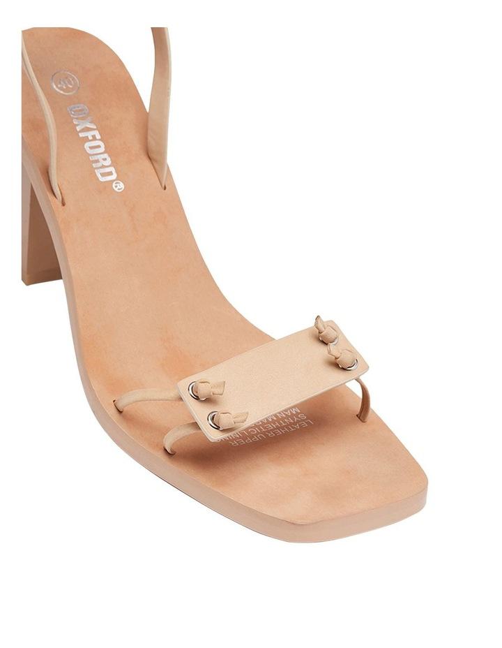 Angela Architectural Heel Shoe image 4