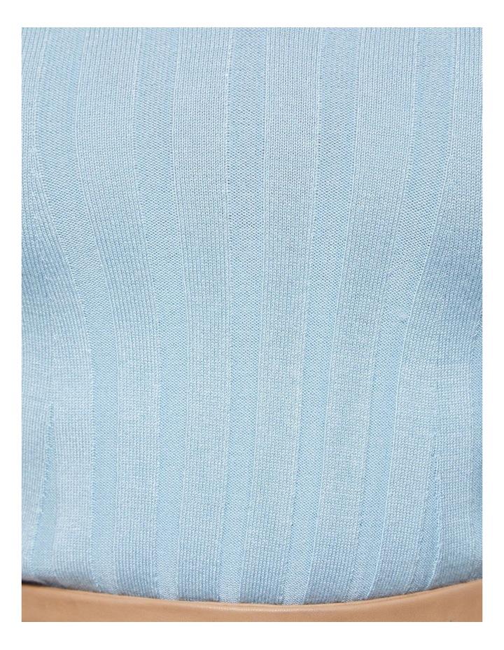 Lucy Rib V-Neck Knit image 6