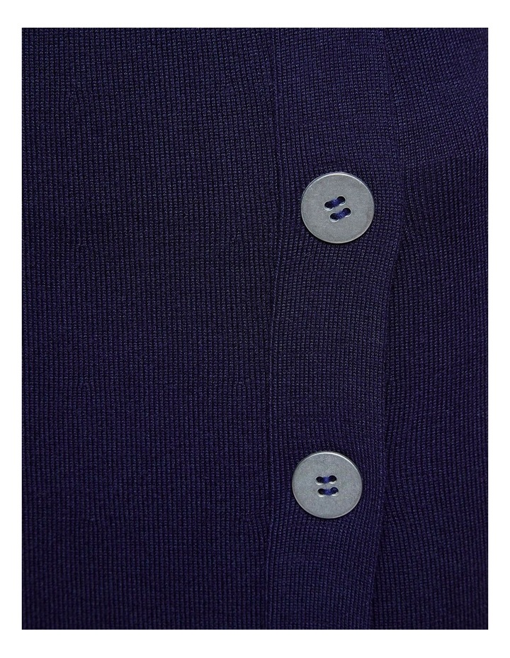 Mira Button Details Dress O image 6
