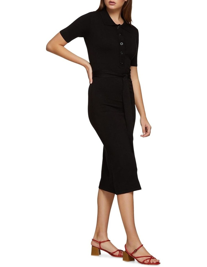 Pansy Polo Knitted Dress X image 2