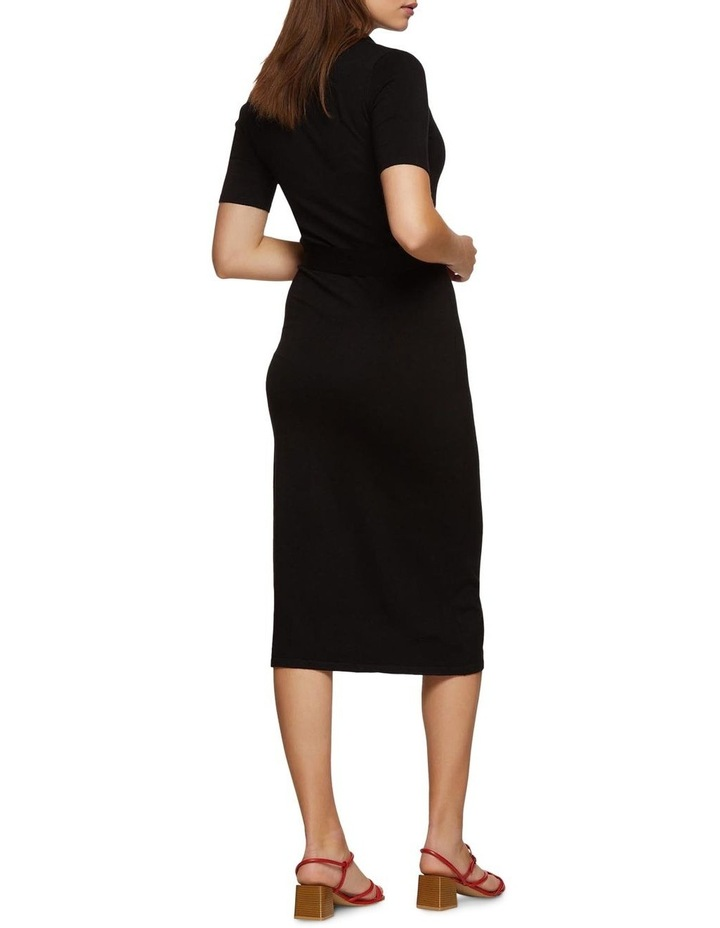 Pansy Polo Knitted Dress X image 3