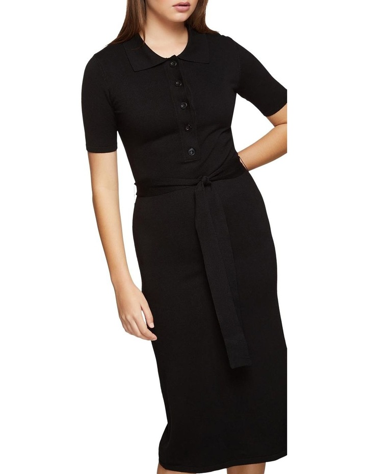 Pansy Polo Knitted Dress X image 4