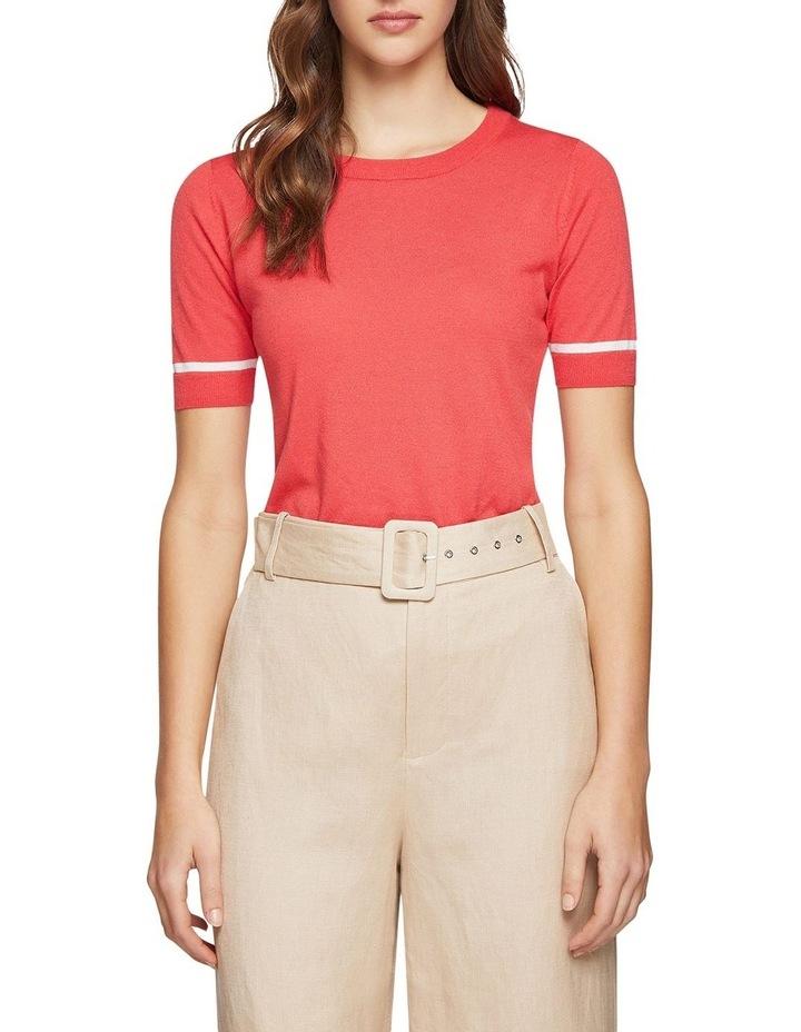 Grace Short Sleeve Knit image 1