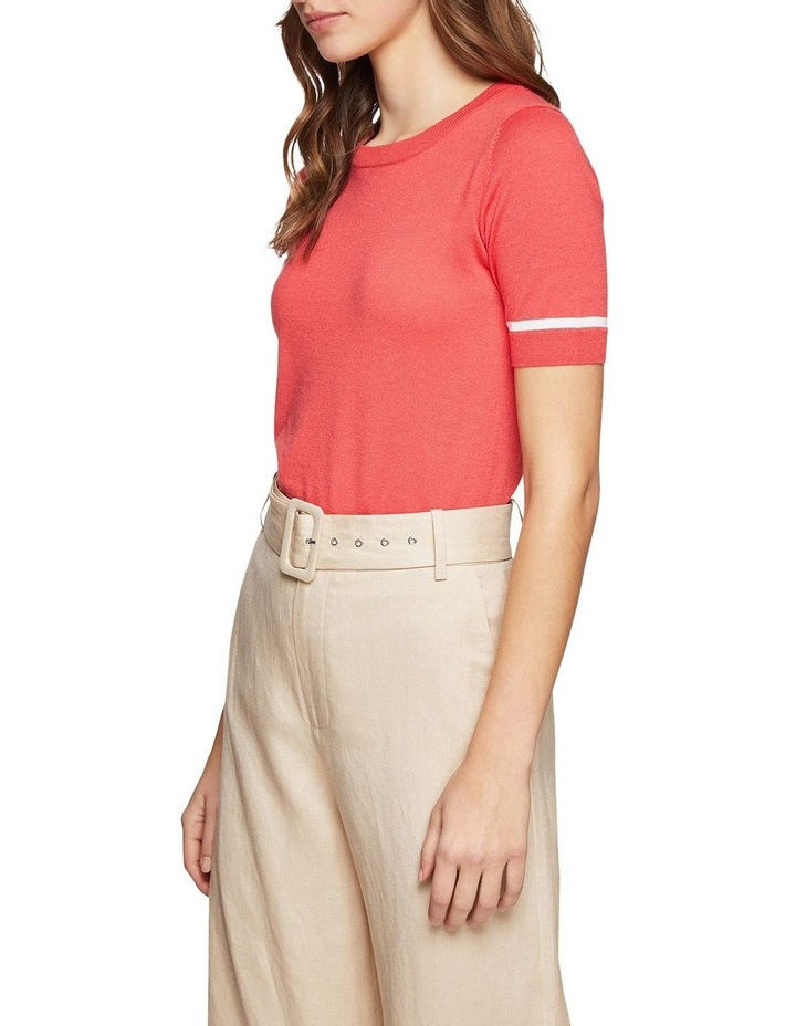 Grace Short Sleeve Knit image 2