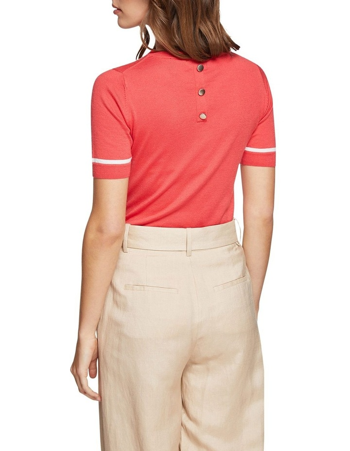Grace Short Sleeve Knit image 3
