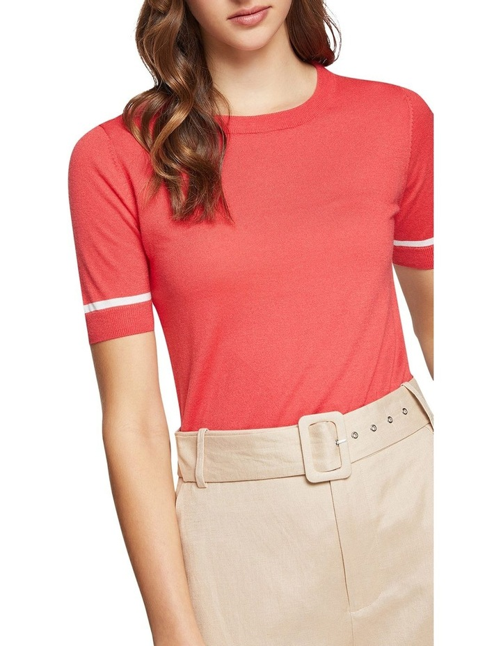 Grace Short Sleeve Knit image 4