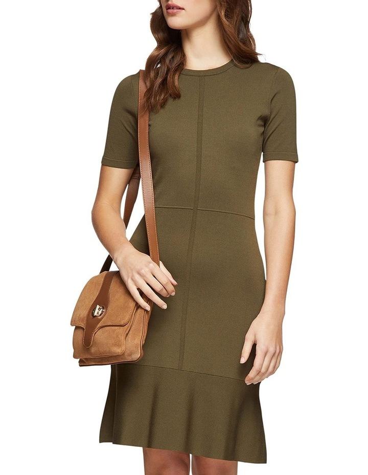 Kimmy Short Sleeve Knitted Dress image 2