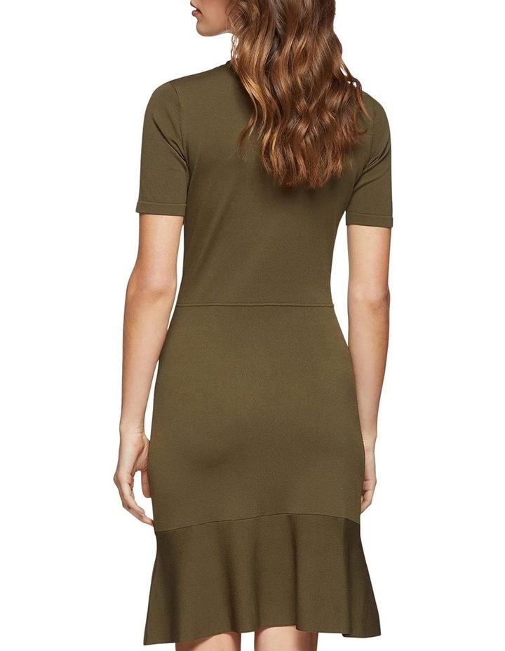 Kimmy Short Sleeve Knitted Dress image 3