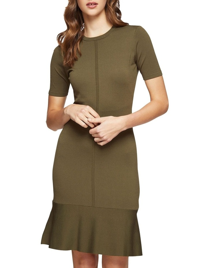 Kimmy Short Sleeve Knitted Dress image 4