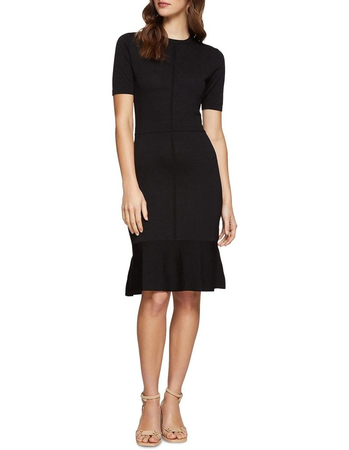 Kimmy Short Sleeve Knitted Dress image 1
