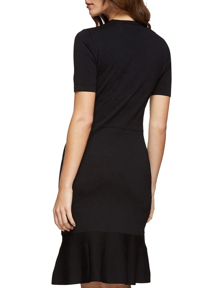 Kimmy Short Sleeve Knitted Dress image 3