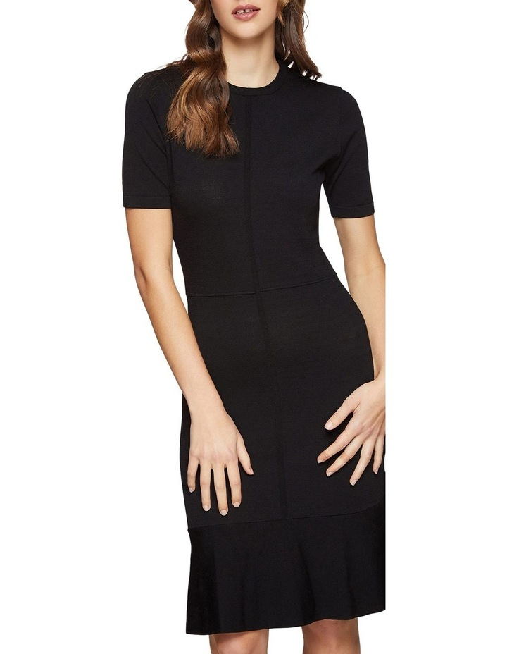 Kimmy Short Sleeve Knitted Dress image 4