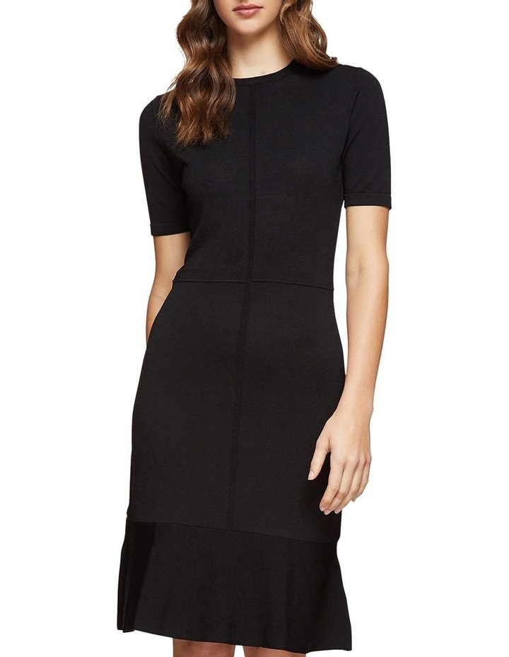 Kimmy Short Sleeve Knitted Dress image 5