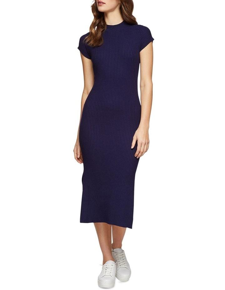 Celeste Rib Knitted Dress image 1