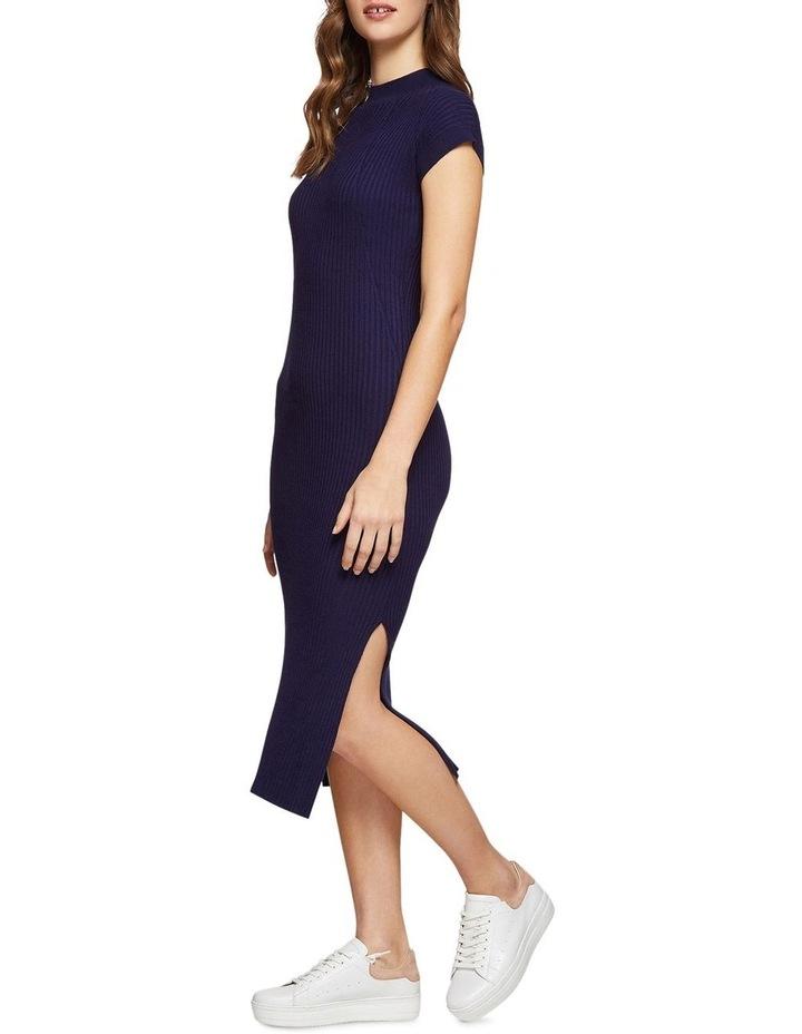 Celeste Rib Knitted Dress image 2