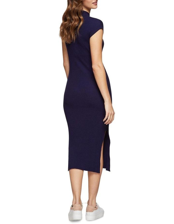 Celeste Rib Knitted Dress image 3
