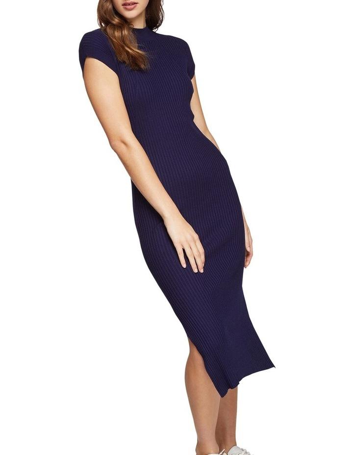 Celeste Rib Knitted Dress image 4