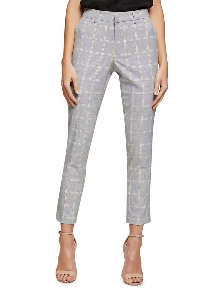 Emma Check Suit Trousers image 1