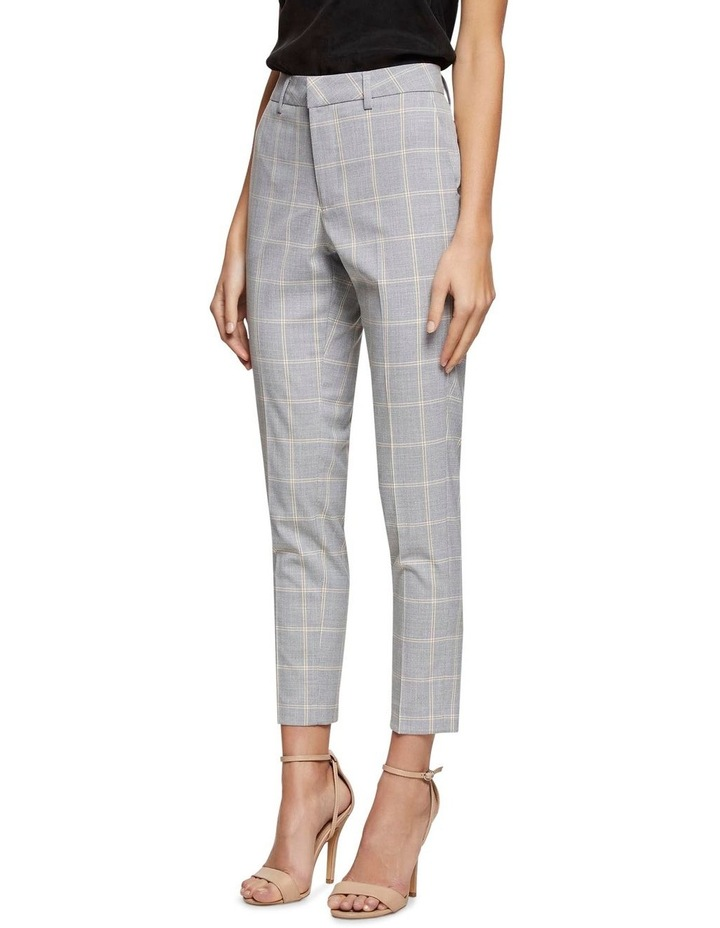 Emma Check Suit Trousers image 2