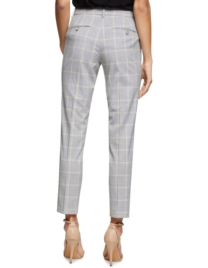 Emma Check Suit Trousers image 3