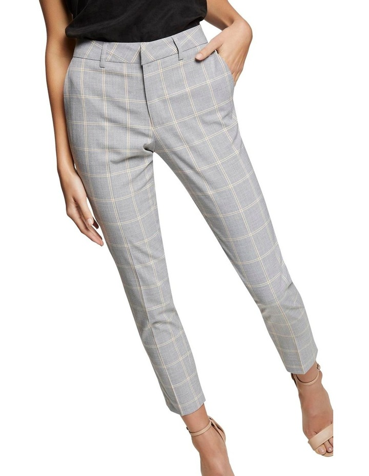 Emma Check Suit Trousers image 4