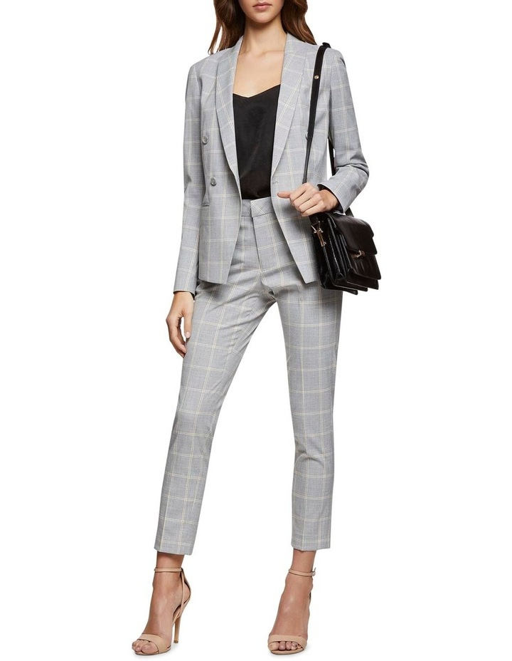 Emma Check Suit Trousers image 5