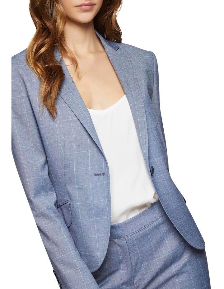 Pixie Check Suit Jacket image 4