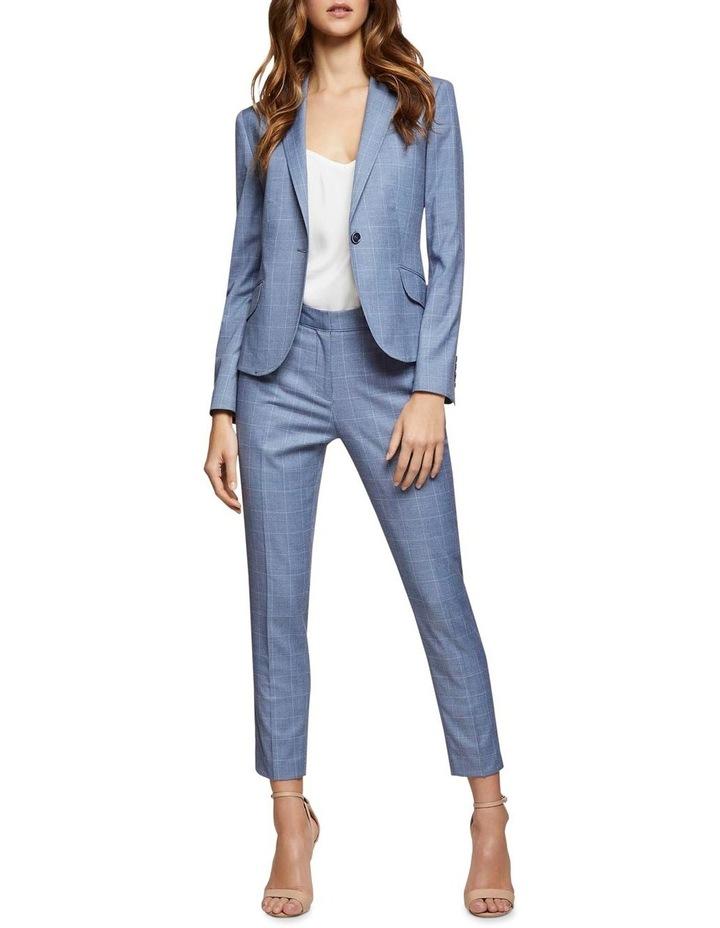 Pixie Check Suit Jacket image 5