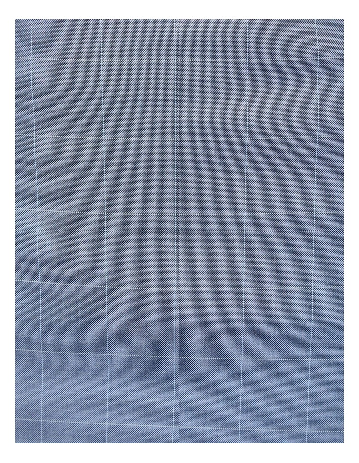 Peggy Check Suit Skirt image 6