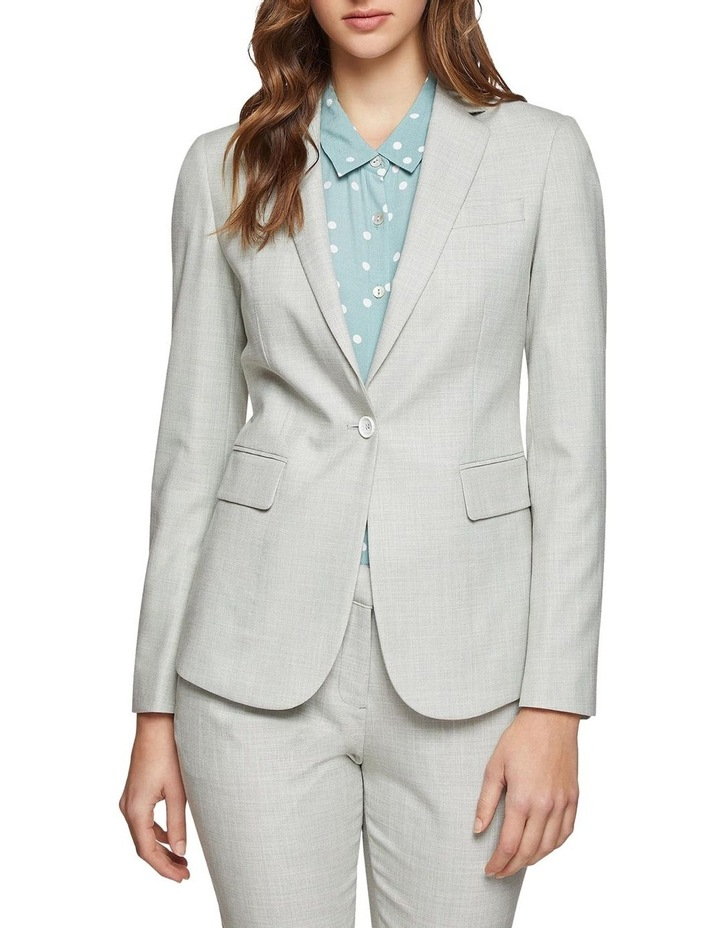 Alexa Sage Suit Jacket image 1