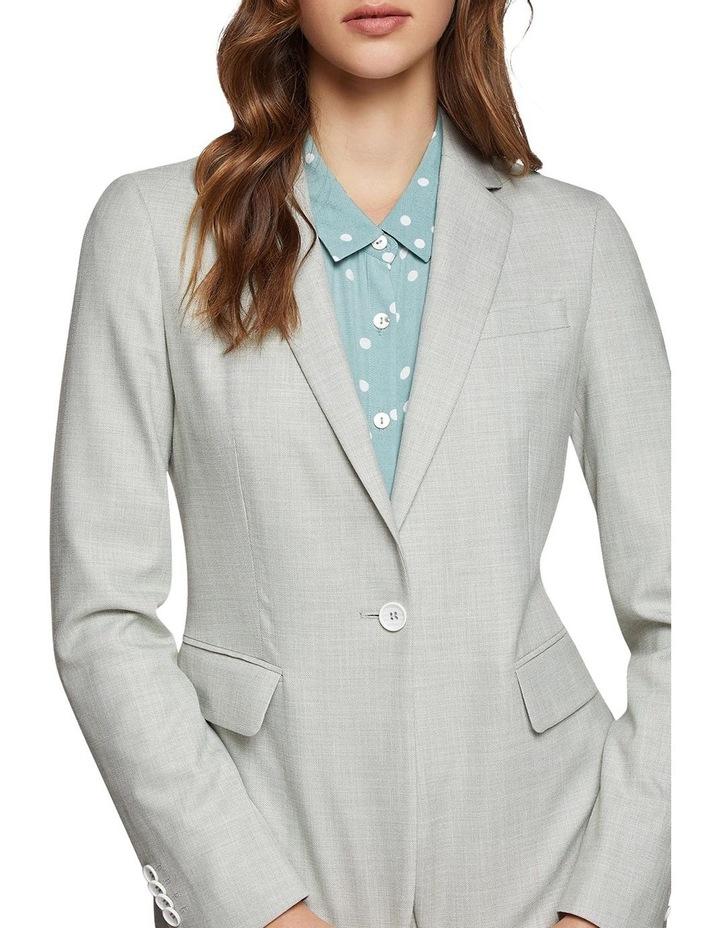 Alexa Sage Suit Jacket image 4