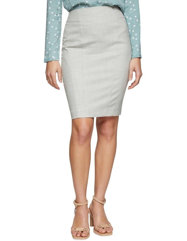 Monroe Sage Suit Skirt image 1