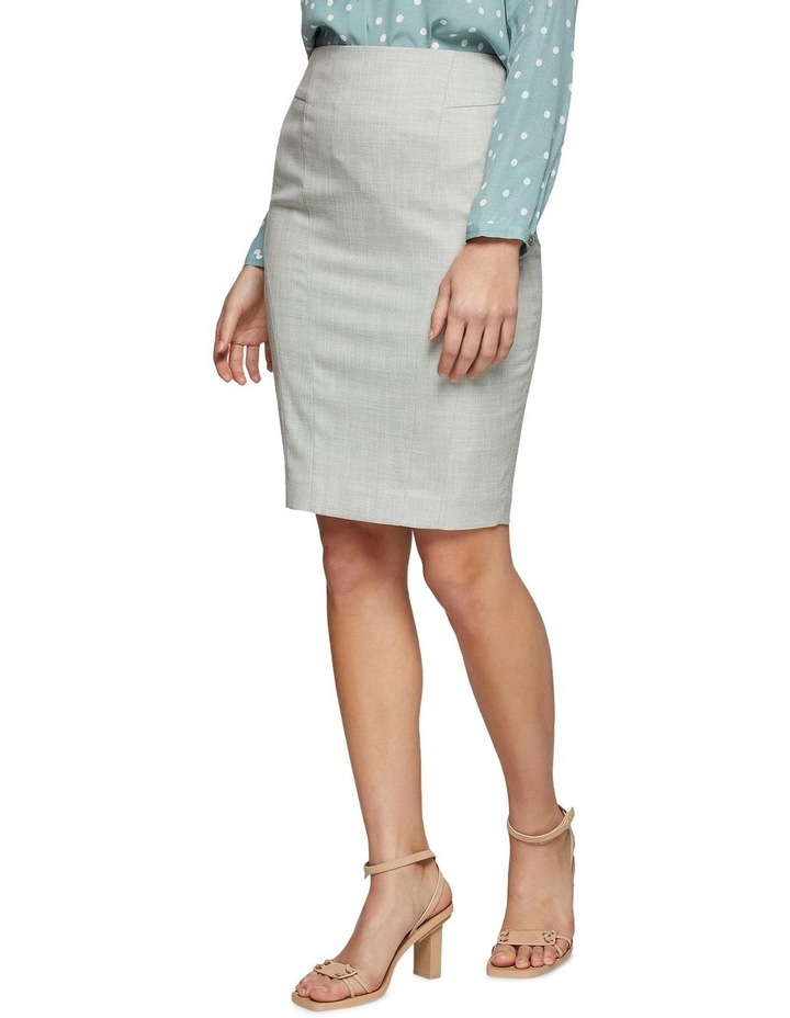 Monroe Sage Suit Skirt image 2